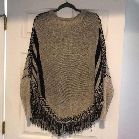 Ya Los Angeles Sweaters - Poncho